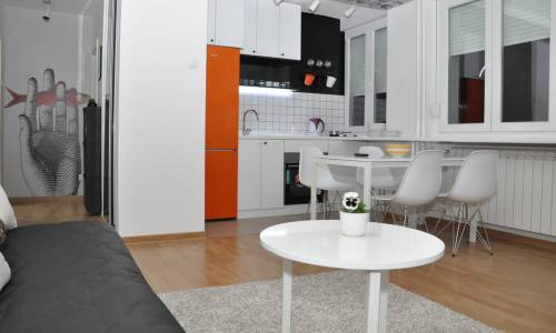 apartman Atelje 212, Centar, Beograd