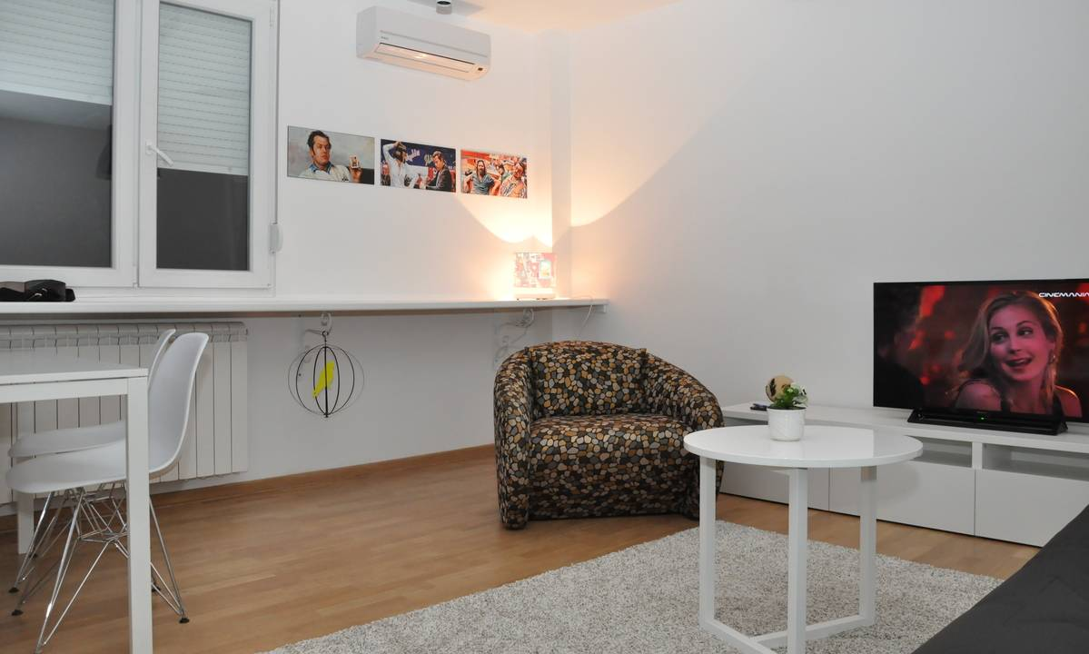 apartment Atelje 212, Center, Belgrade