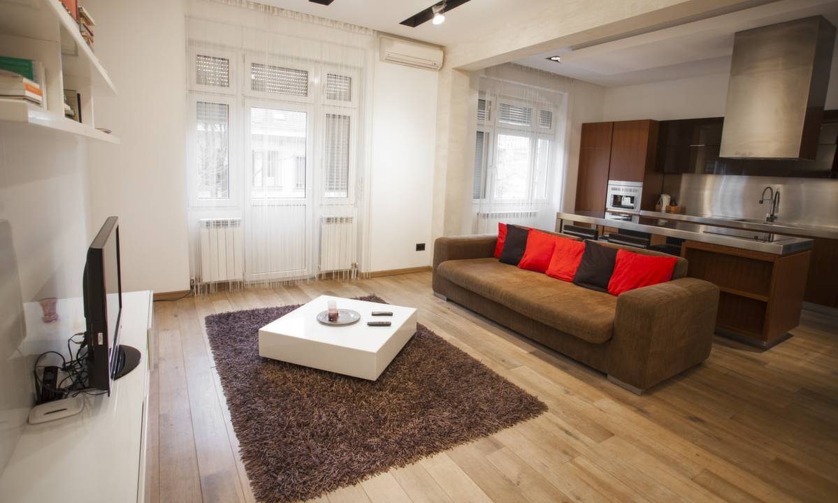 apartment Menadžer, Center, Belgrade