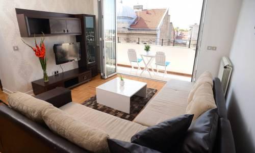 apartman Belvedere, Beograd