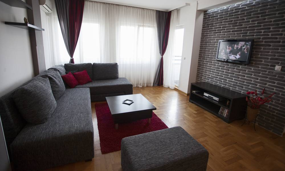 apartment Buda, Dorcol, Belgrade