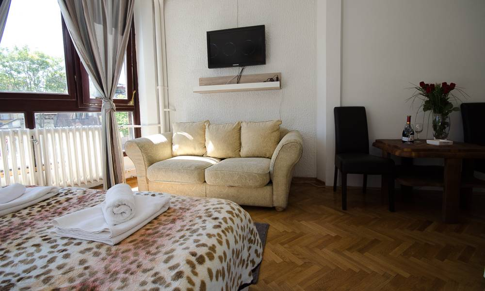 apartment Dorcol 4, Dorcol, Belgrade