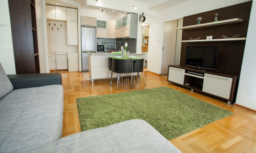 apartment Green, Dorcol, Belgrade