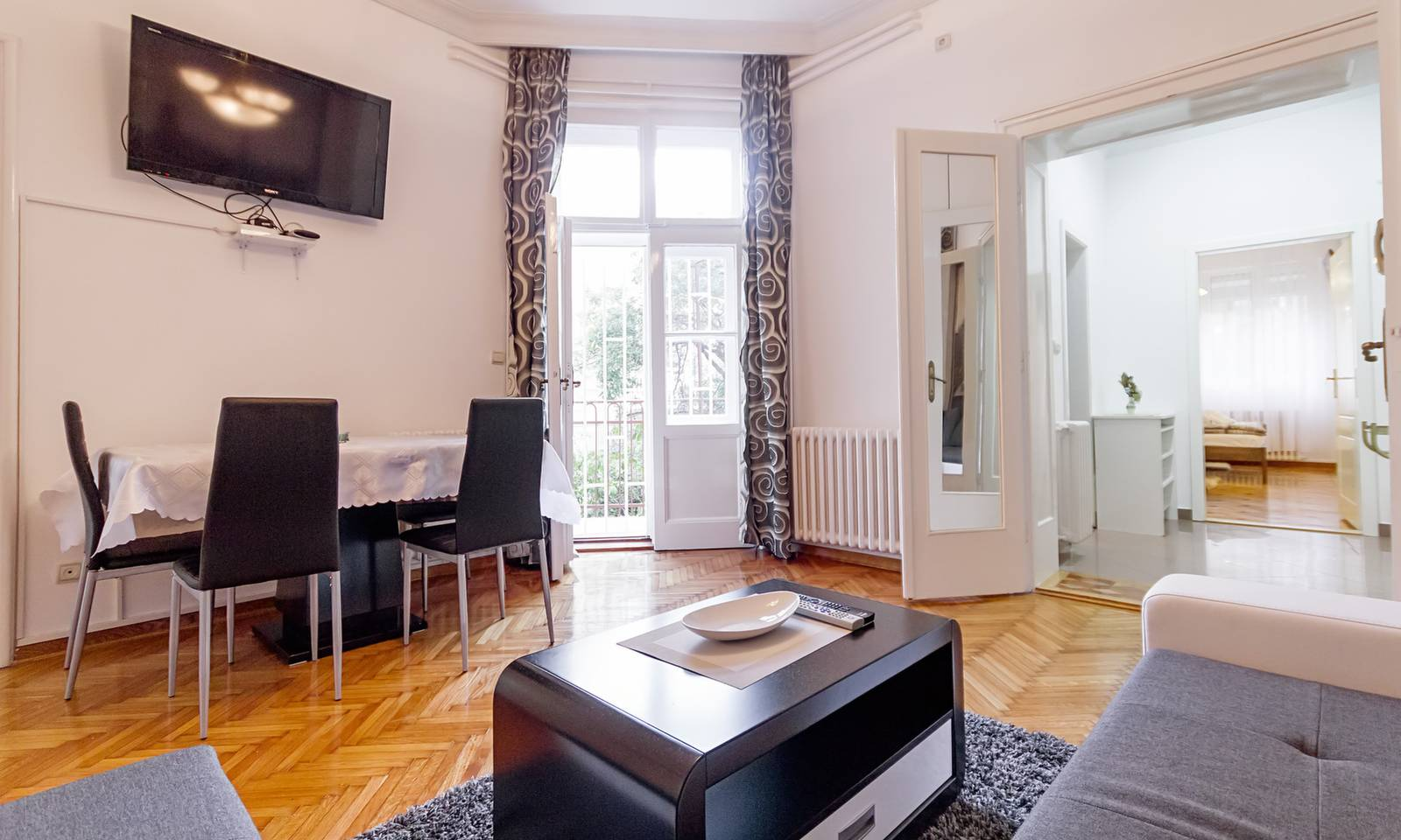 apartment Milar, Dorcol, Belgrade