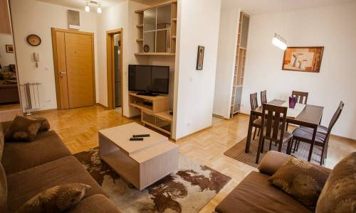 apartment Skender 1 i 2, Dorcol, Belgrade