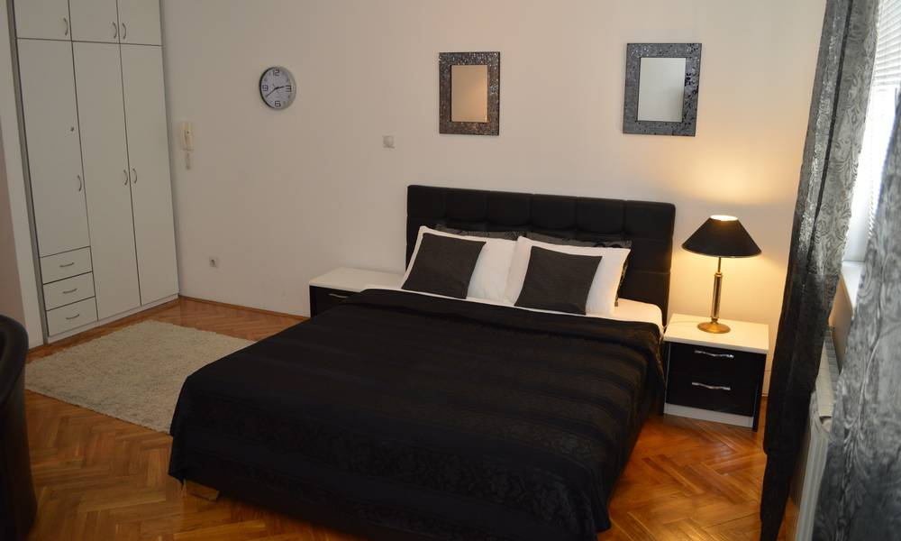 apartment Black, New Belgrade, Belgrade