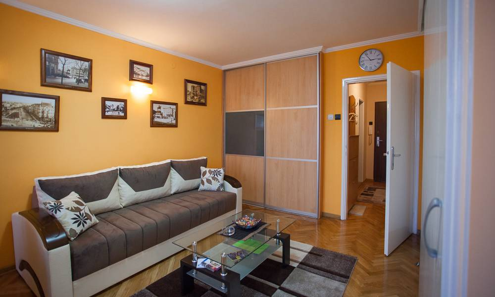 apartment Merkator, New Belgrade, Belgrade