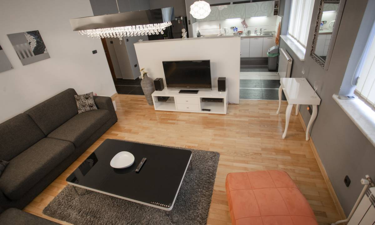 apartment Lotos, Palilula, Belgrade
