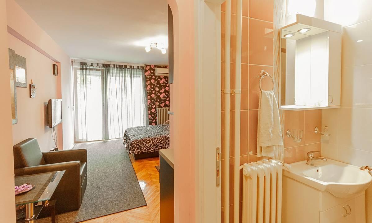 apartman Pionir, Palilula, Beograd