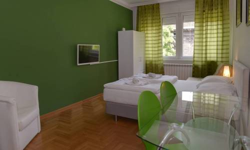apartment Deligradska, Belgrade