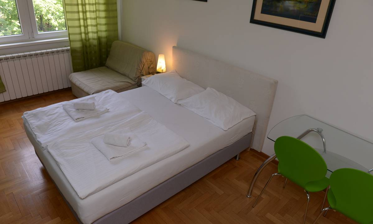 apartment Deligradska, Slavija, Belgrade