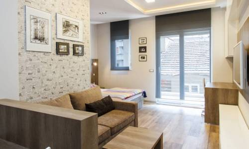apartman Madrid, Slavija, Beograd