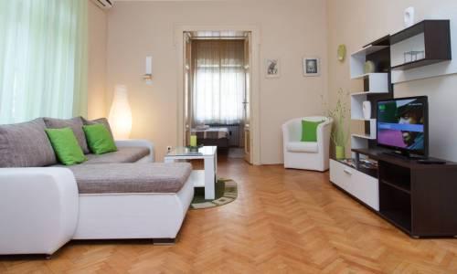 apartment Slavija Zen, Slavija, Belgrade