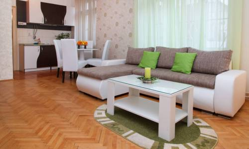apartment Slavija Zen, Belgrade