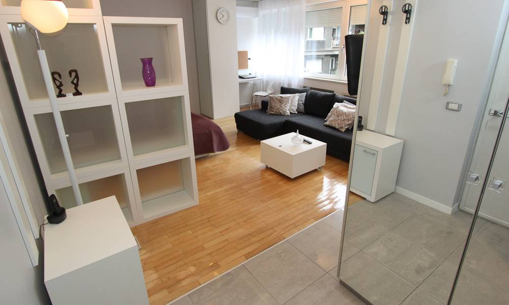 apartment Cubo, Center, Belgrade