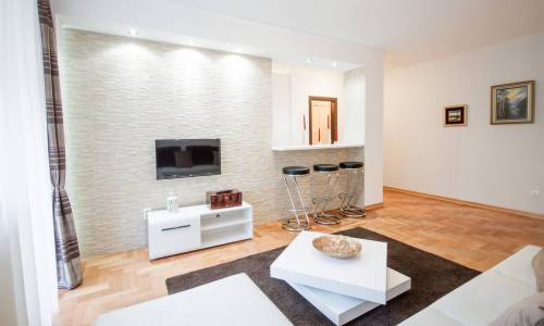apartment King, Strict Center, Belgrade