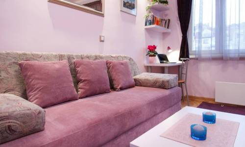 apartment Pink, Belgrade