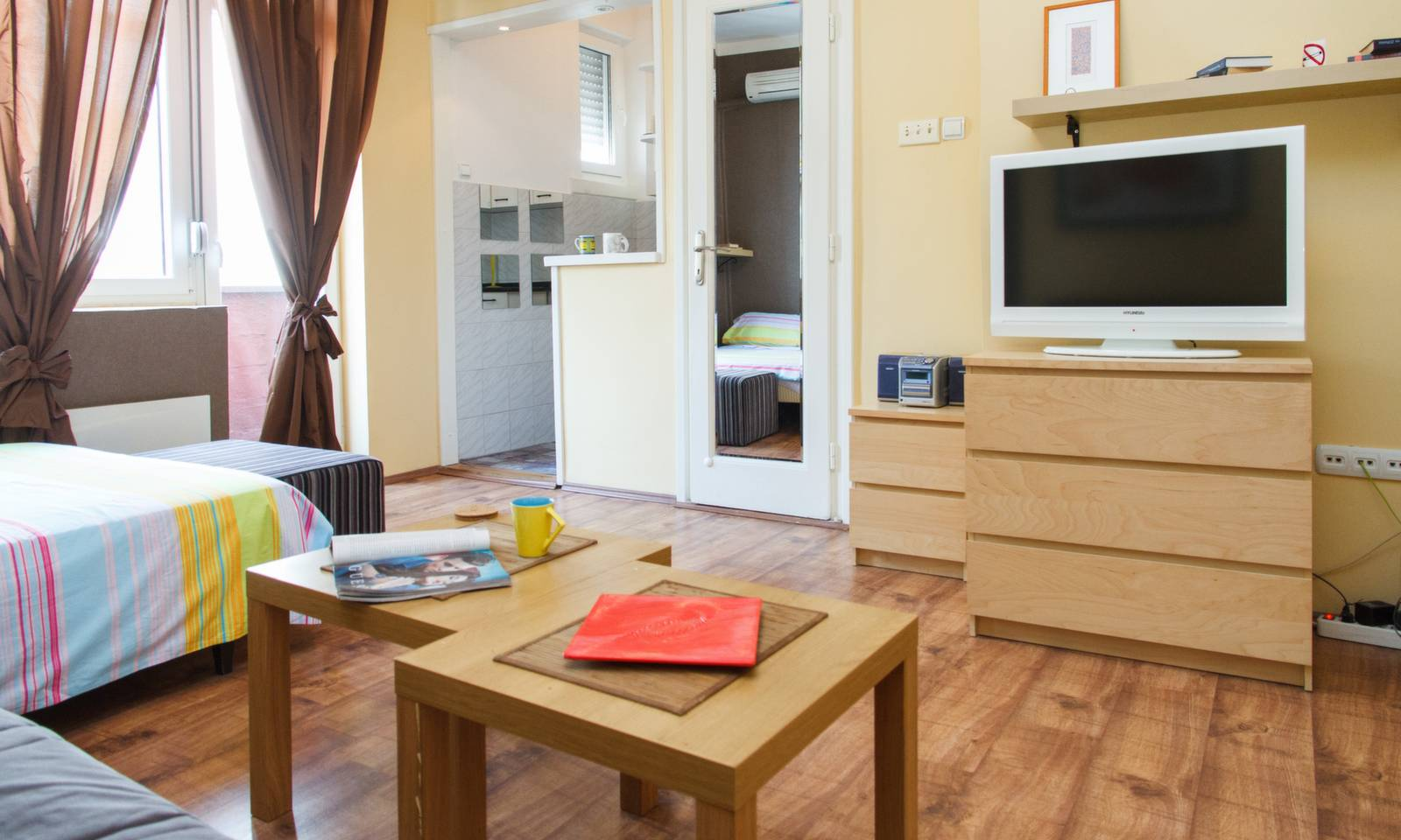 apartment Skadarlija, Strict Center, Belgrade