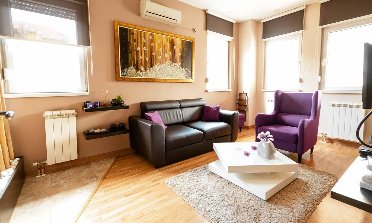apartment Djakuzi, Vozdovac, Belgrade