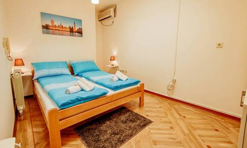 apartment Cubura, Vracar, Belgrade