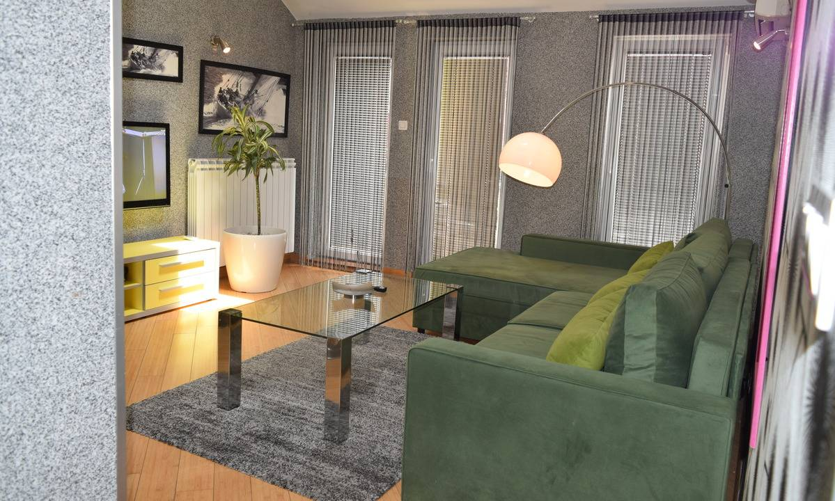 apartment Duga, Vracar, Belgrade