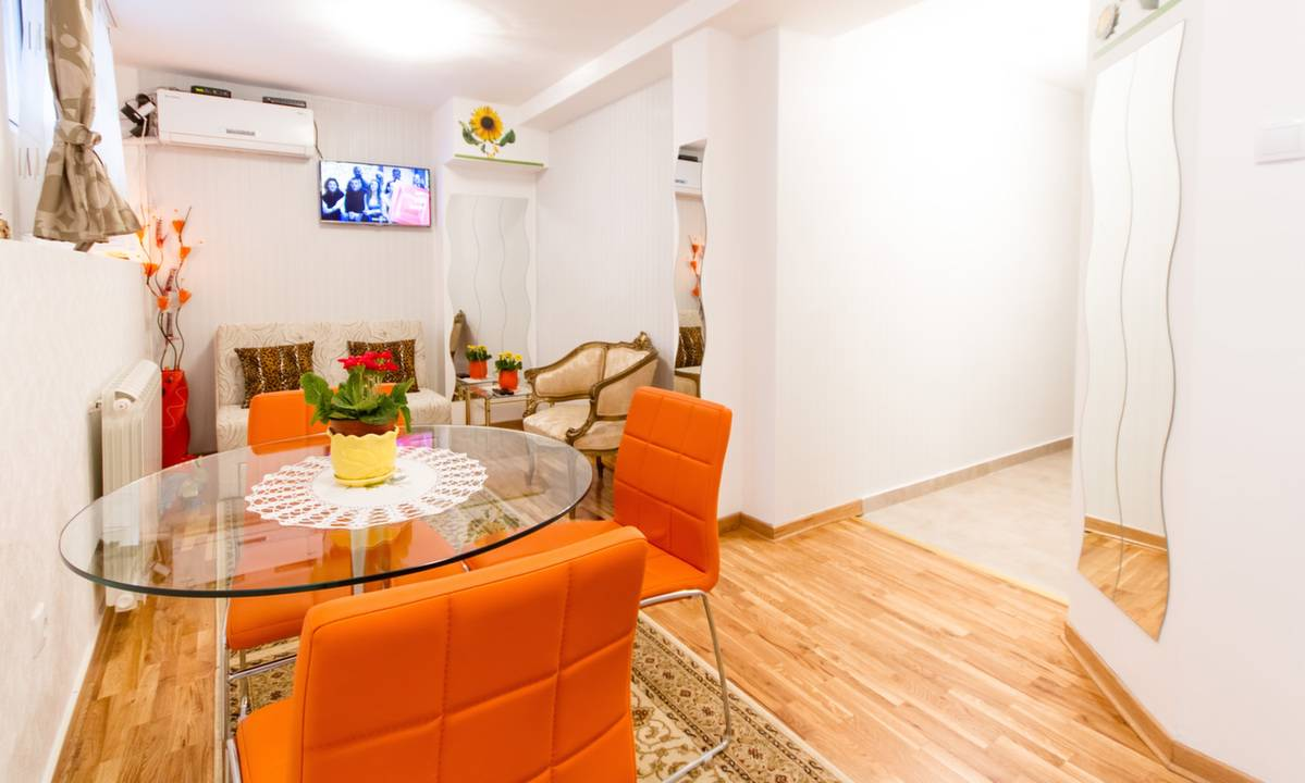 apartment Orange, Vracar, Belgrade