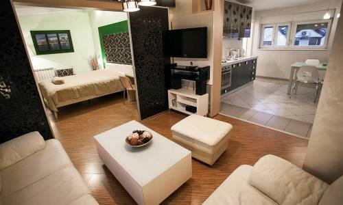 apartman Top Flet, Beograd