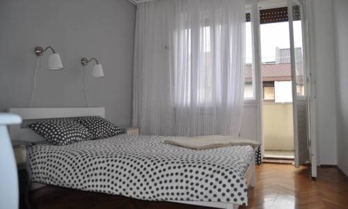 apartment White Owl, Vracar, Belgrade