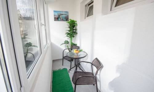 apartment Bianco, Strict Center, Belgrade