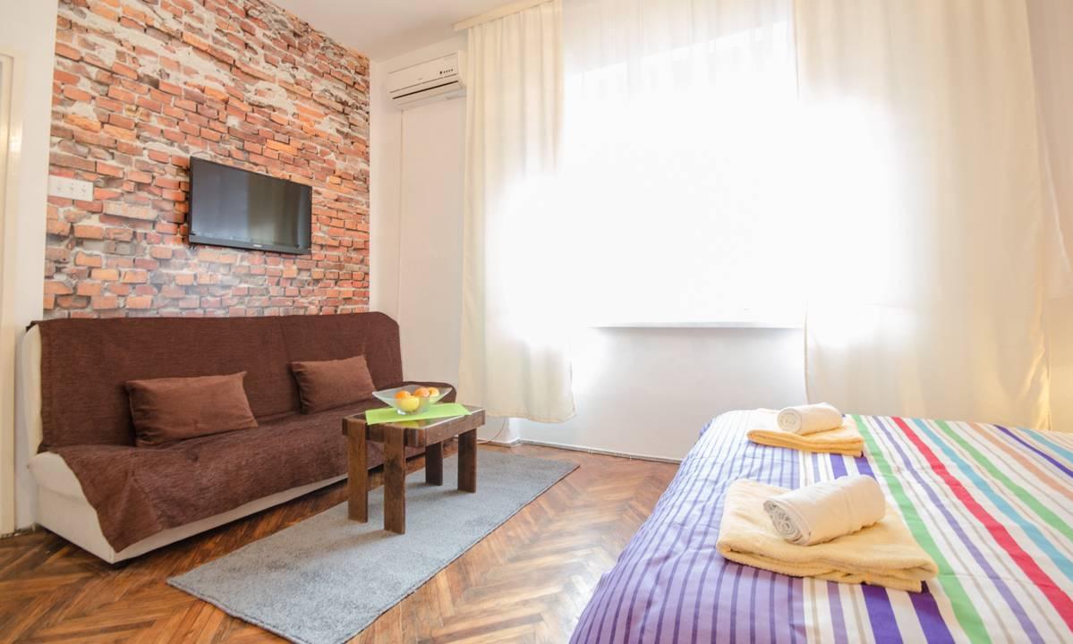 apartman Box, Centar, Beograd