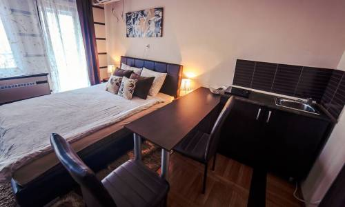 apartment Alfa, Dorcol, Belgrade