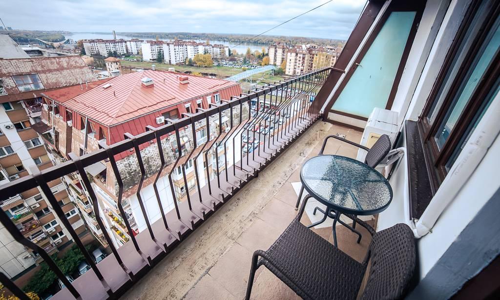 apartment Djakuzi Dorcol, Dorcol, Belgrade