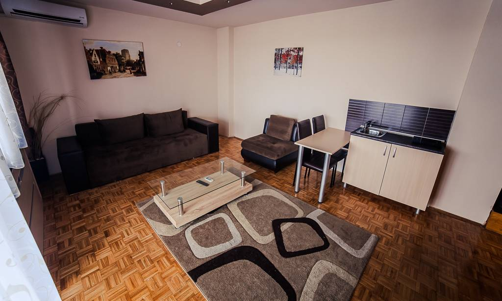 apartman Beta, Dorćol, Beograd