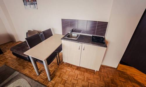 apartment Beta, Dorcol, Belgrade