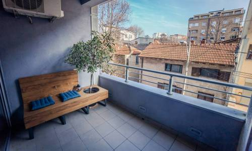 apartment Kastro, Vracar, Belgrade