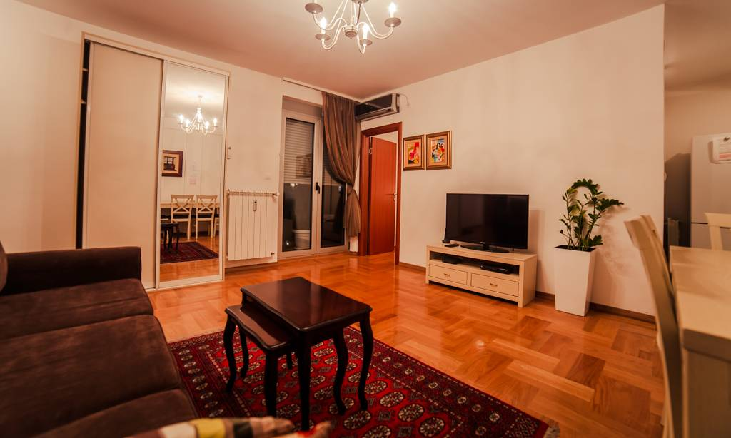 apartment Zero, Zvezdara, Belgrade