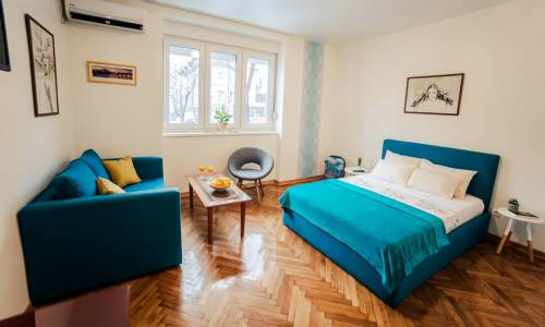 apartment Mozart, Belgrade