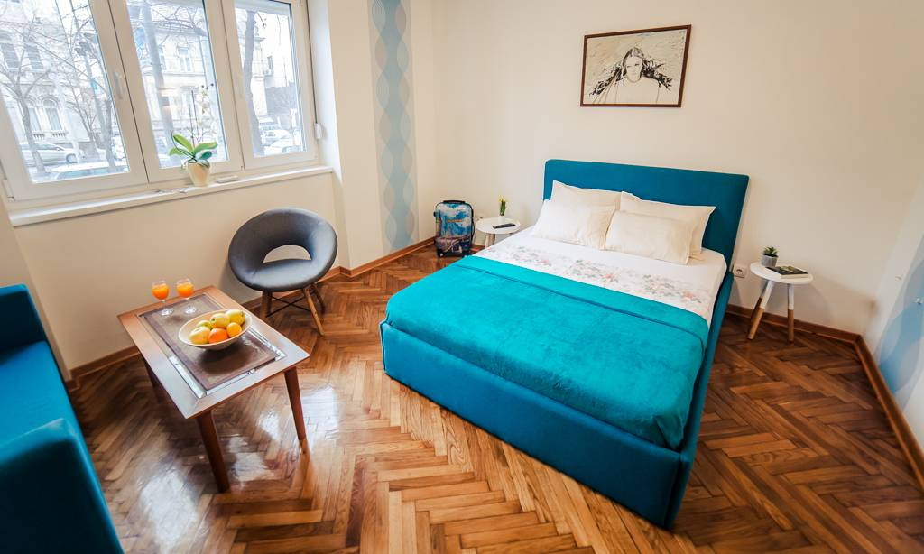 apartment Mozart, Center, Belgrade
