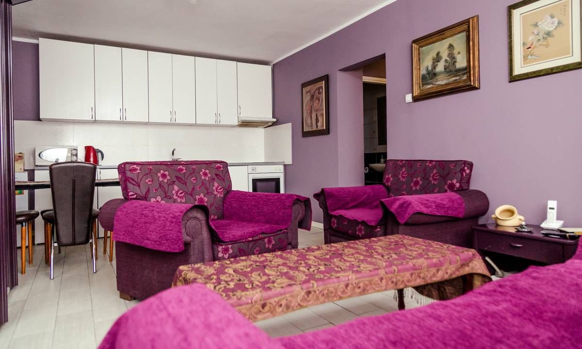 apartment Fontana, New Belgrade, Belgrade