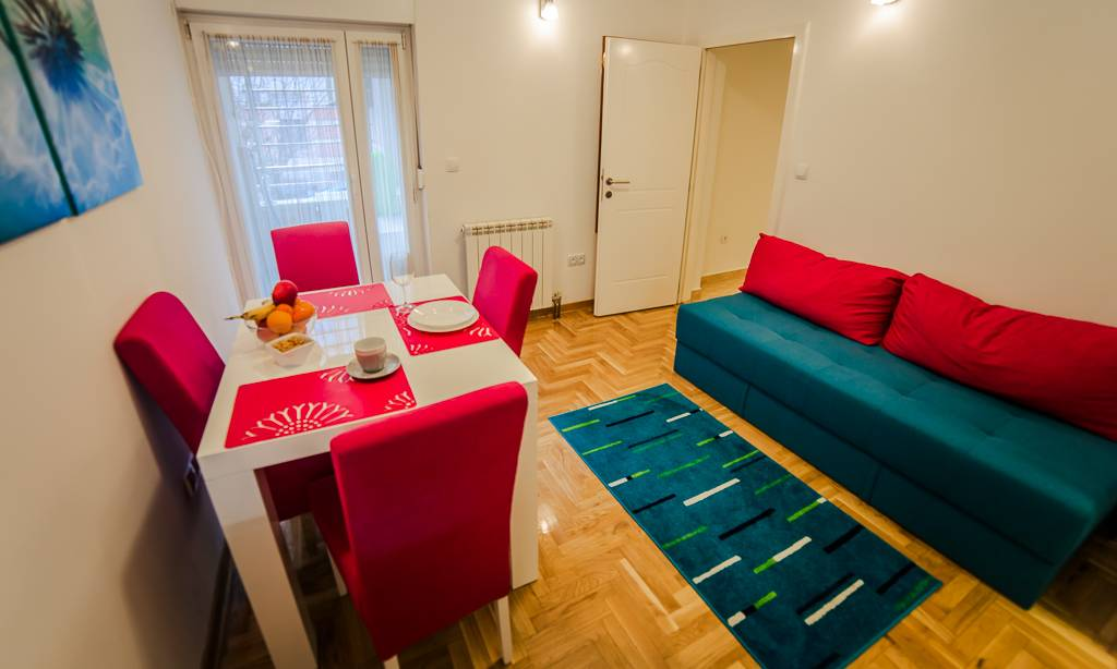 apartment Nice, Vracar, Belgrade