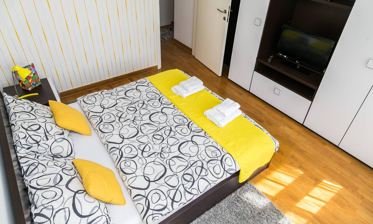 apartment Žuti, Belvil, Belgrade