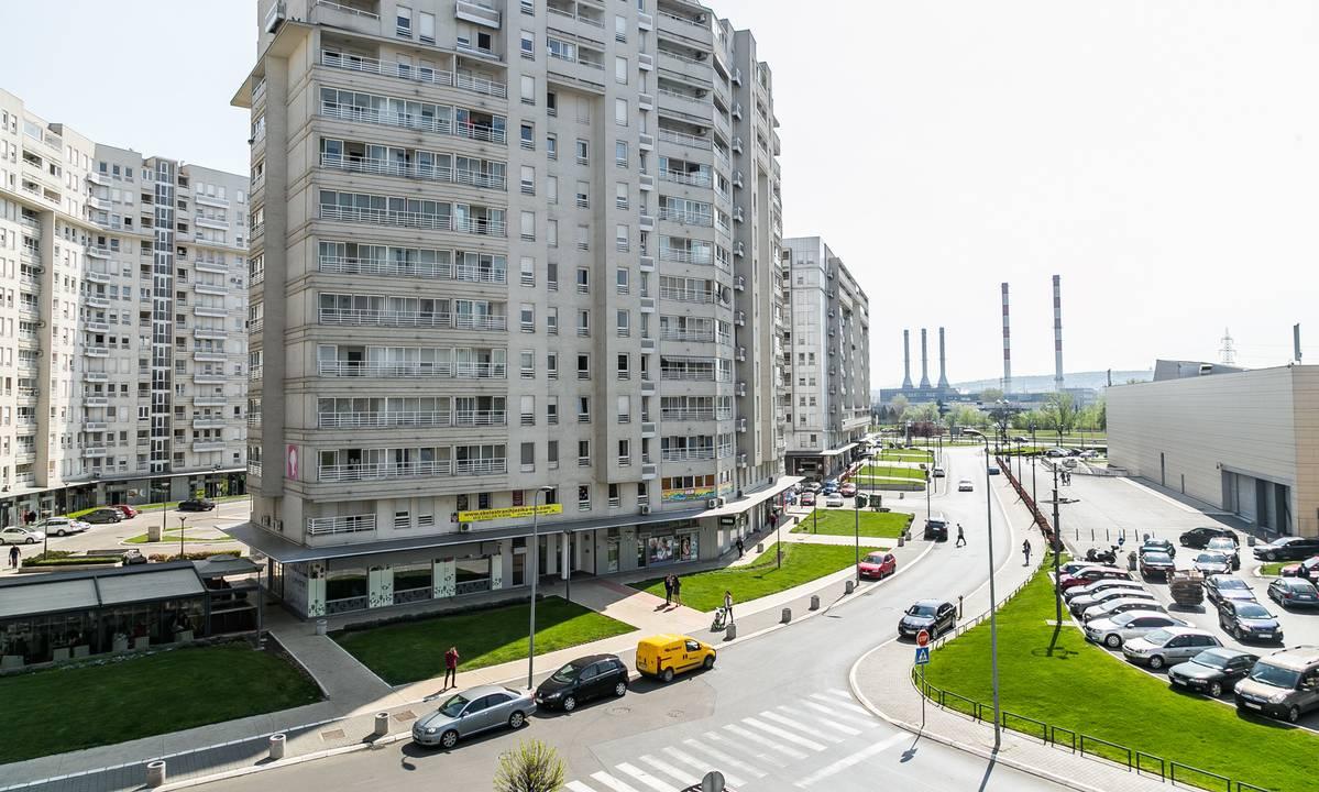 apartman Žuti, Belvil, Beograd