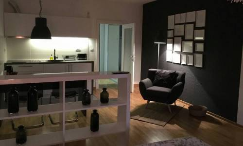 apartment Fine, A Blok Savada, Belgrade