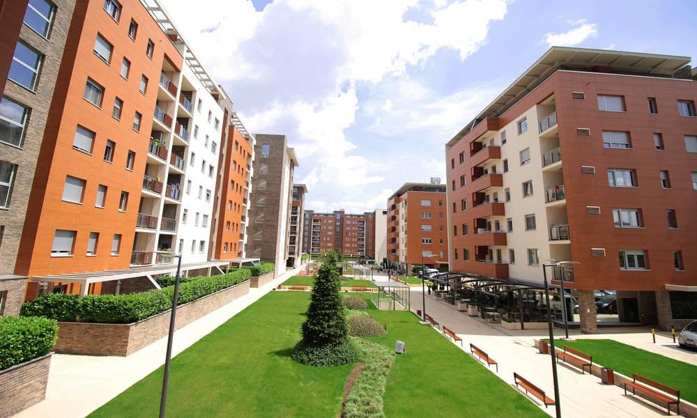 apartman Arhitekta, A Blok Savada, Beograd