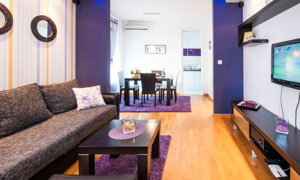 apartman Modena, Belvil, Beograd