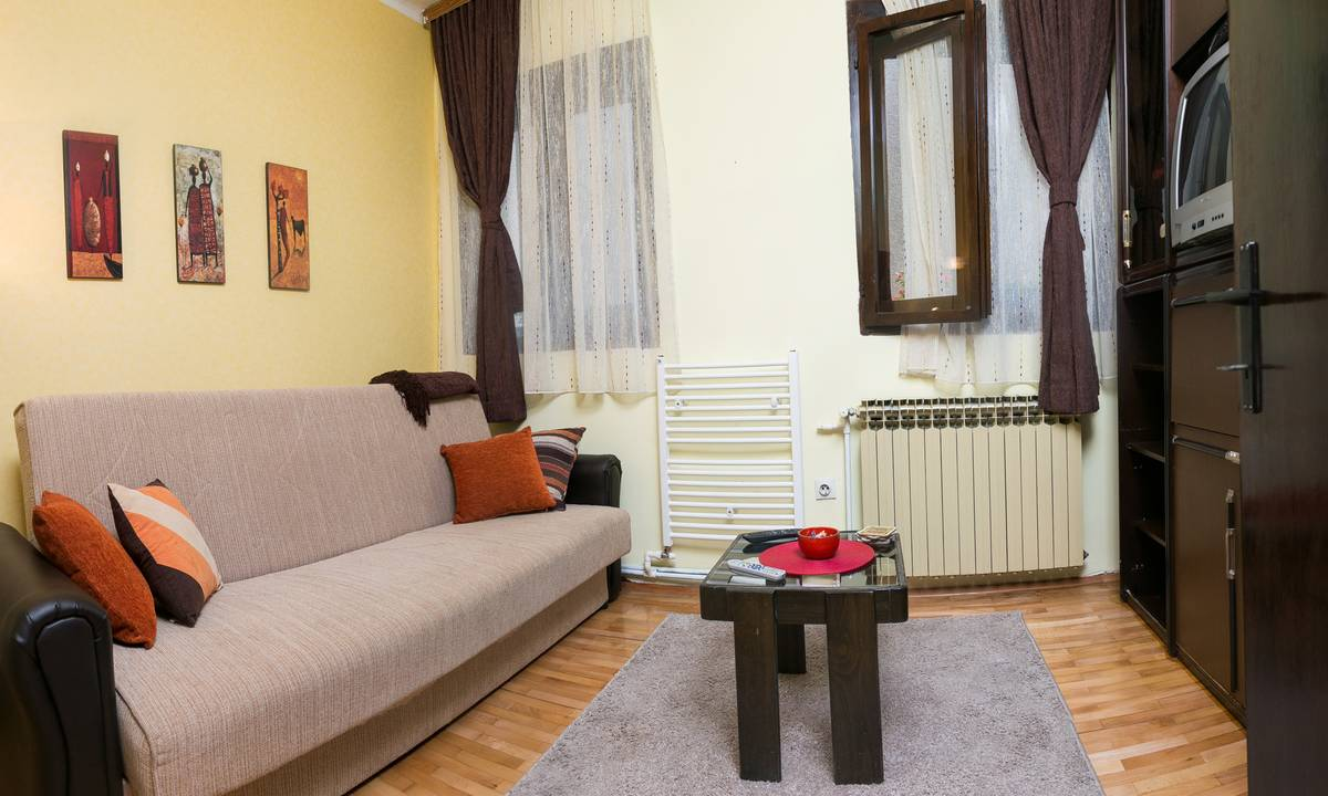 apartment Mediko, Center, Belgrade