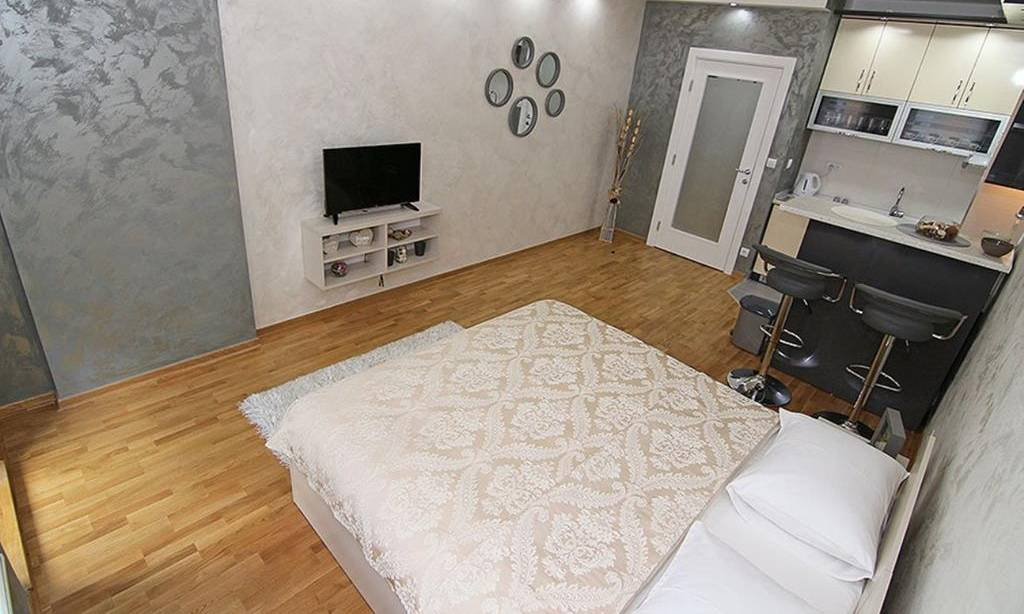 apartment Gold, A Blok Savada, Belgrade