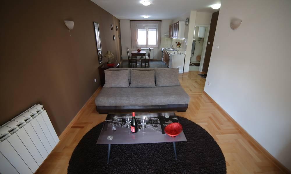 apartment Dunav 1, Palilula, Belgrade