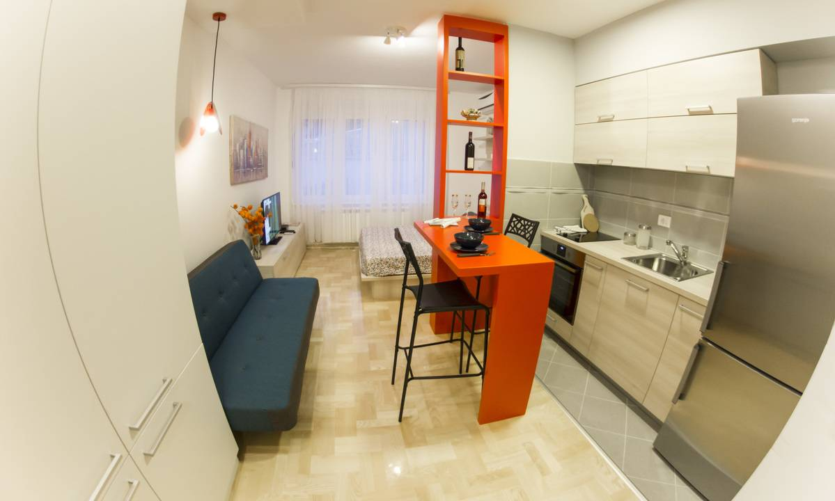 apartment Carigrad 2, Dorcol, Belgrade