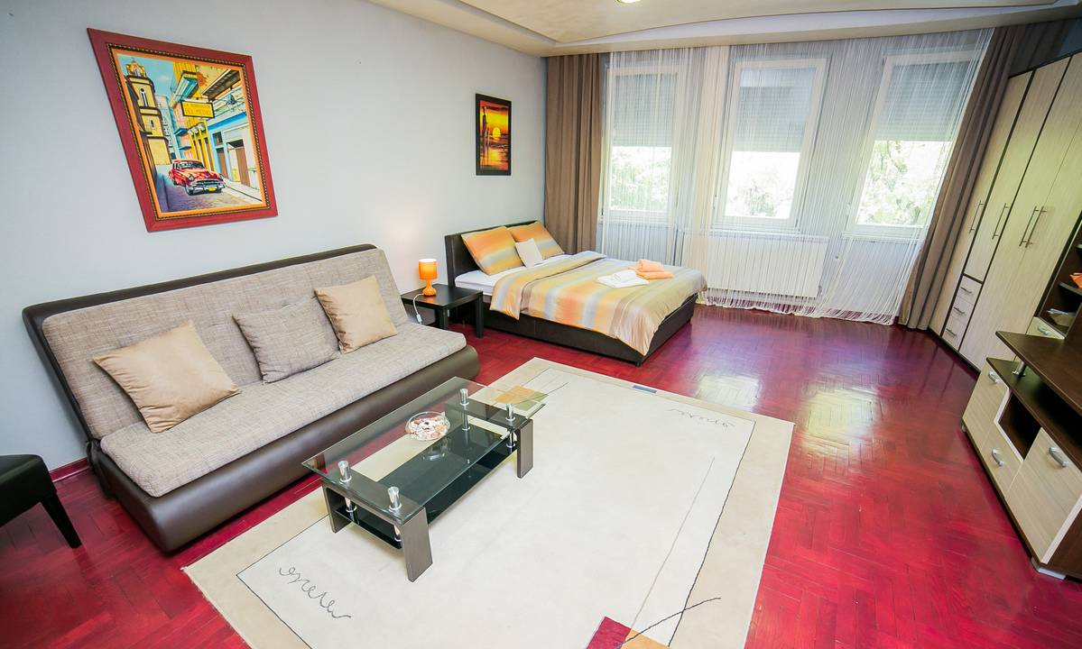 apartment Fortuna, New Belgrade, Belgrade